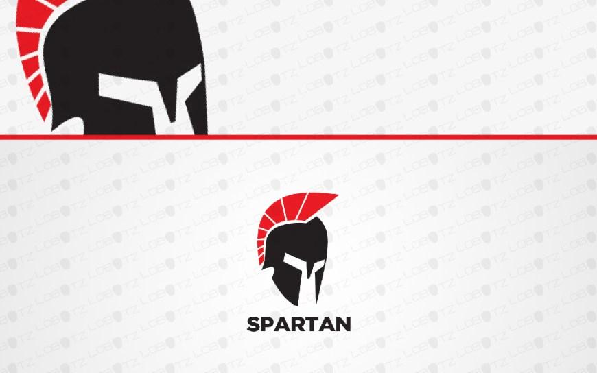 spartan headlogo for sale