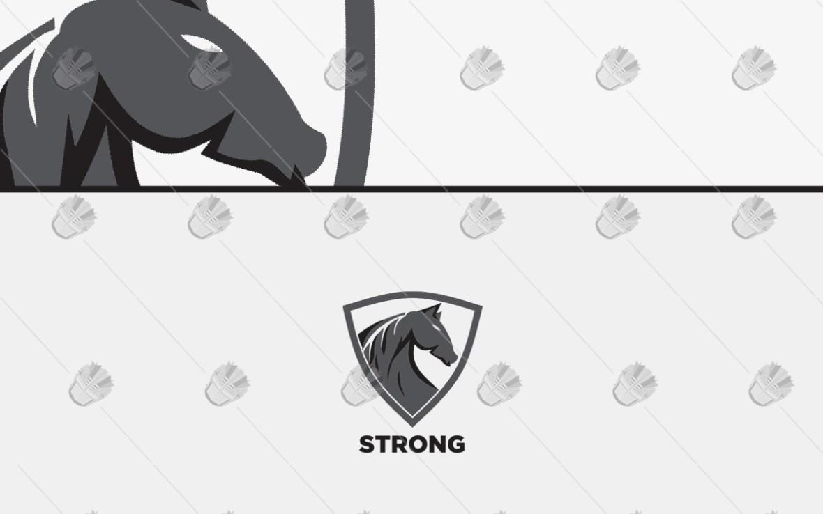 stallion logo for sale horse logo