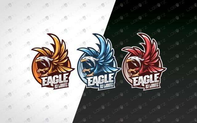 eagle esportslogo for sale eagle mascotlogo for sale