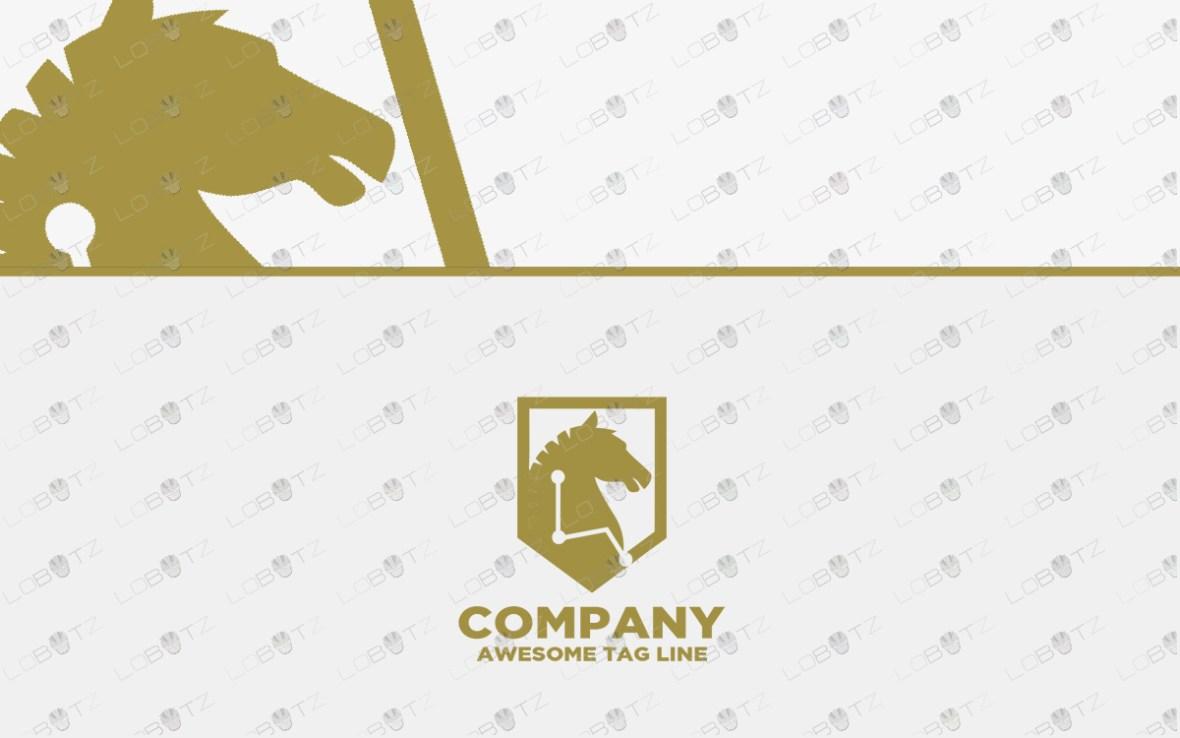 data horse logo for sale