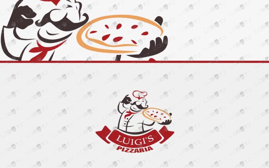 pizza logo for sale restaurant logo