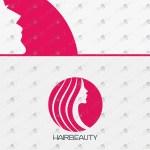 Modern Hair Logo & Beauty Logo For Sale