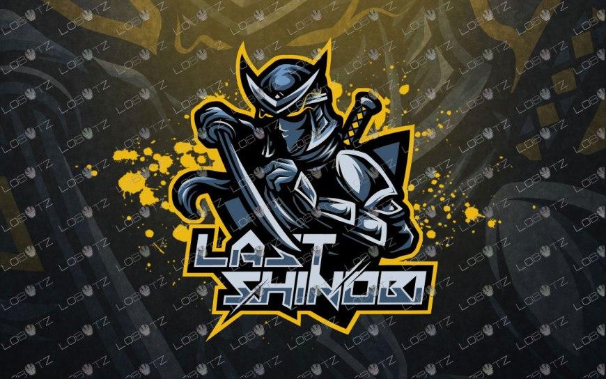 shinobi mascot logo shinobi esports logo