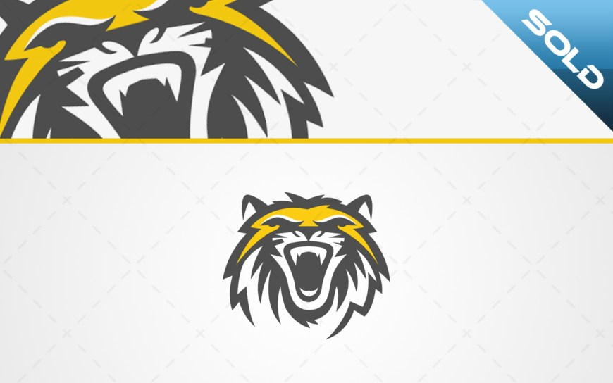 Wild Cat Logo For Sale