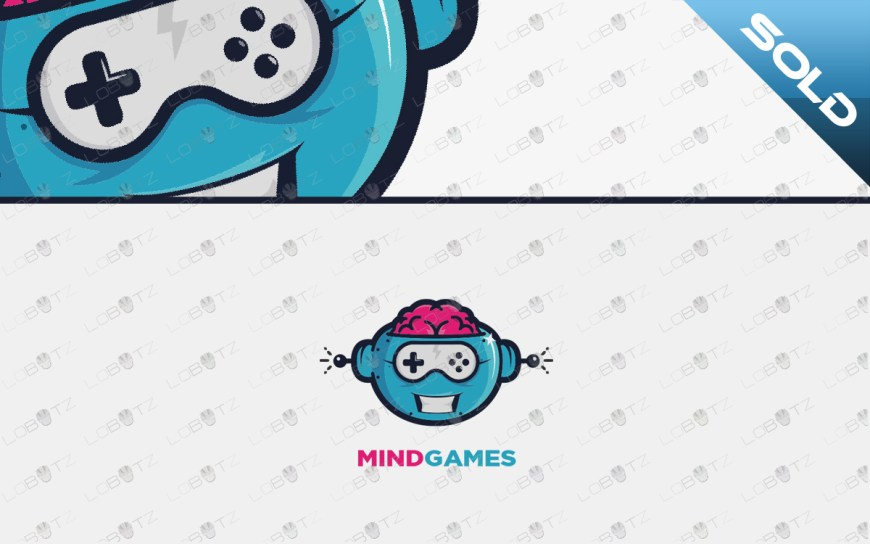 premade gaming logo for sale