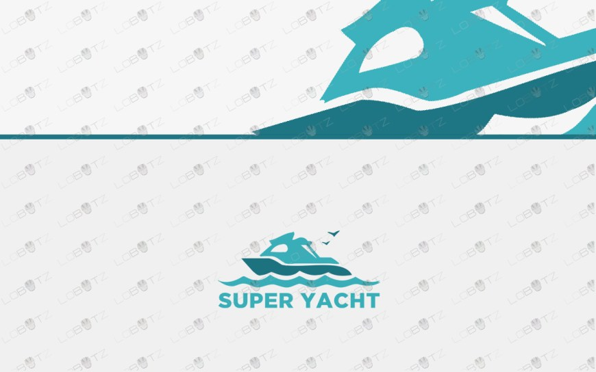 yacht logo for sale