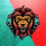 Lions Mascot Logo | Lions eSports Logo For Sale