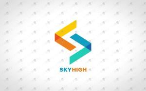 Letter S Logo For Business Logo For Sale