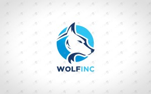 wolf logo for sale premade logos