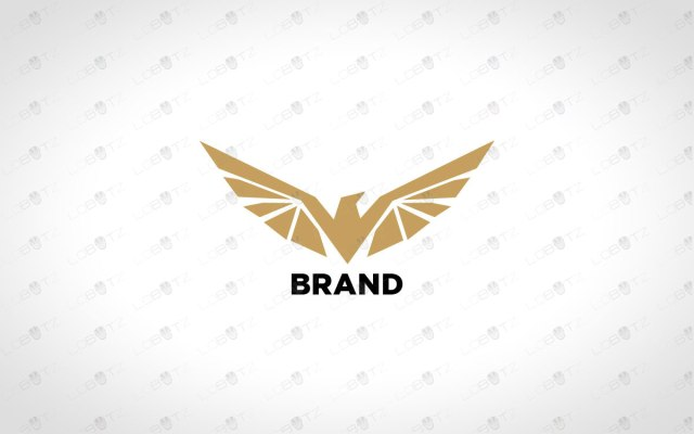 premade eagle logo for sale brand logo business logo