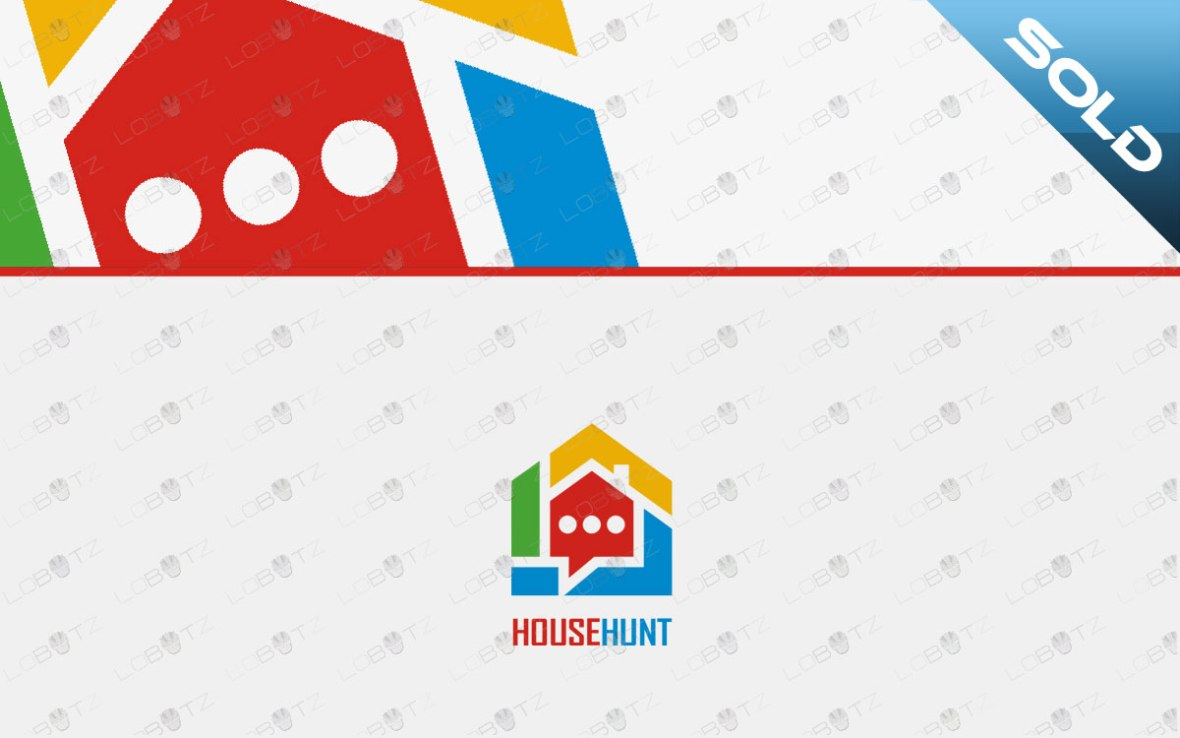 houselogo for sale