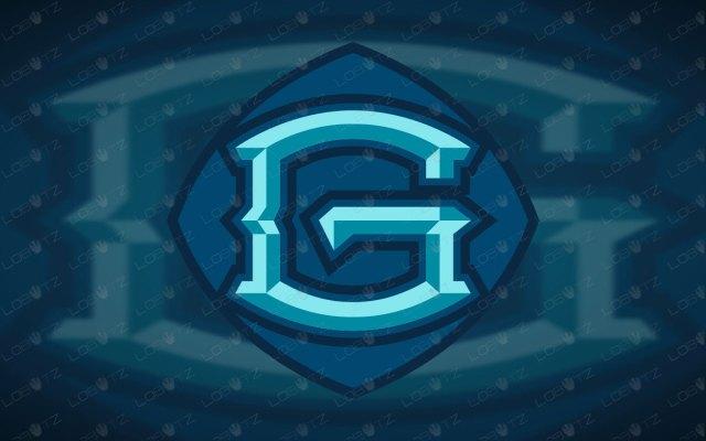 letter G logo for sale