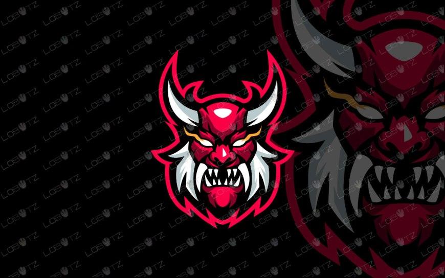 Devil eSports Logo For Sale Devil Mascot Logo