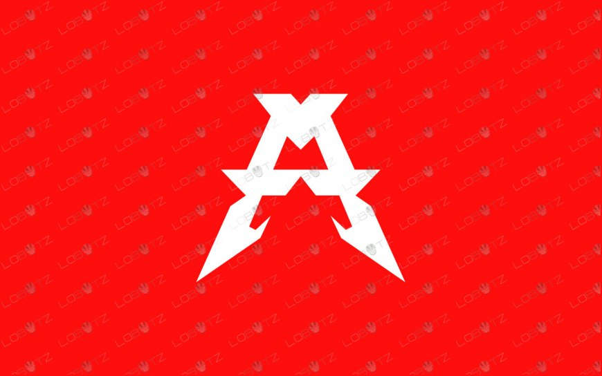 Letter A Logo | Alpha Logo | Letter A Clan Logo