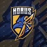 Horus Mascot Logo | Horus eSports Logo Fpr Sale
