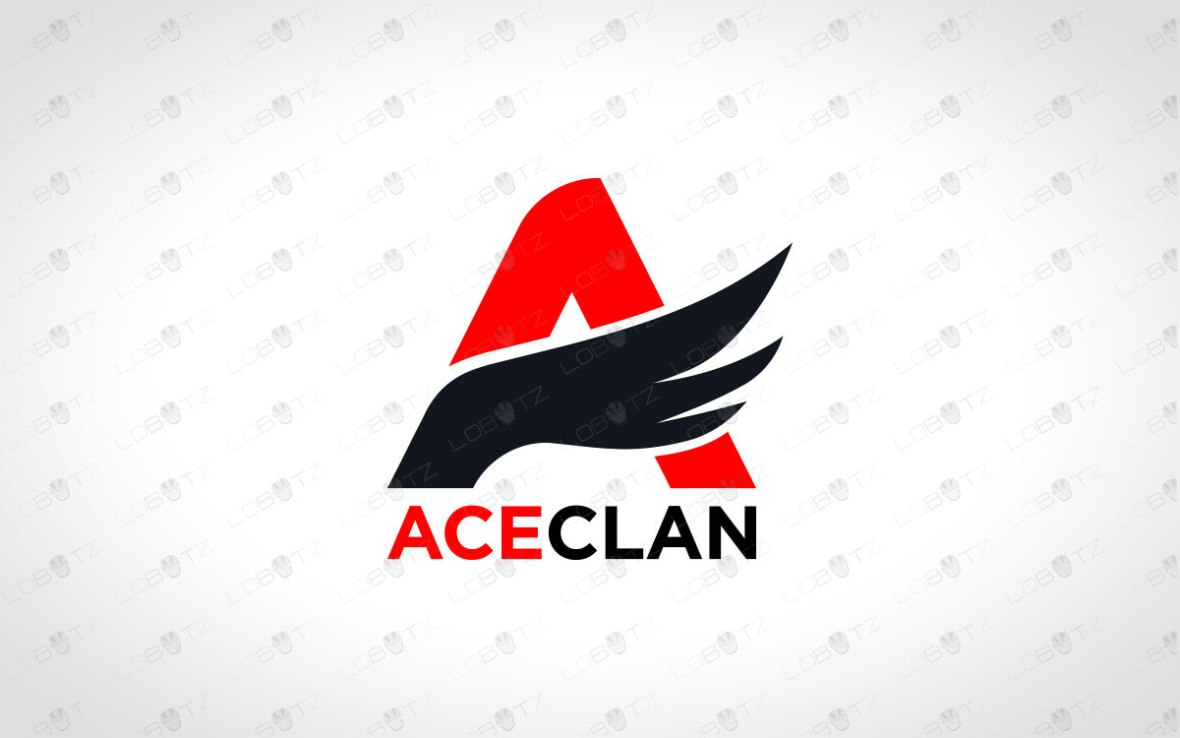 Clan Logo | Team Logo | Letter A Logo | Gaming Logo