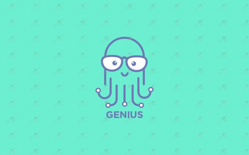 octopus logo for sale brand logo for business logo