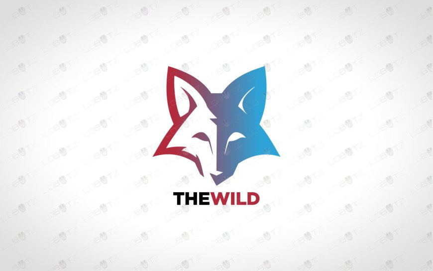 Premade Fox Logo For Sale | Creative Fox Logo For Sale