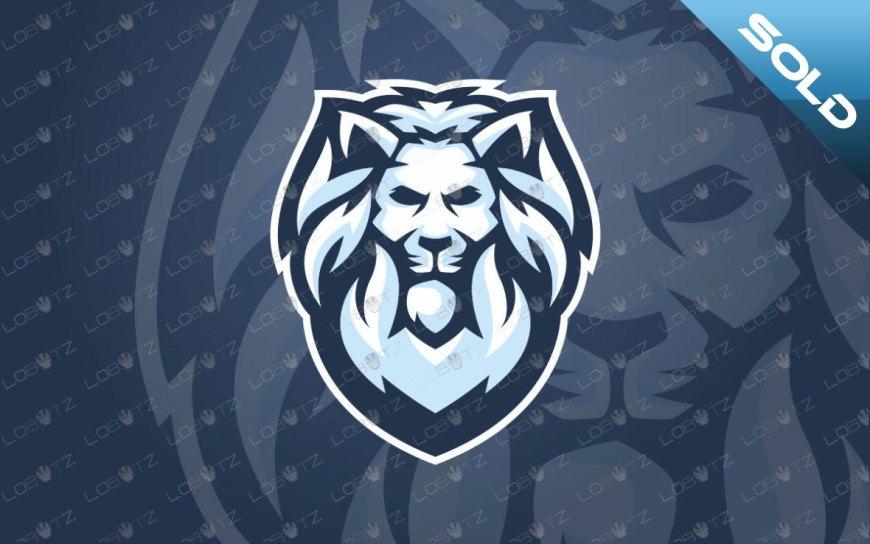 Lion Mascot Logo | Premade Lion Mascot Logo For Sale