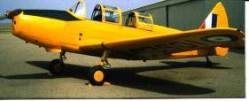 The newly completed and gorgeous Fairchild PT-26A N5519N
