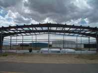 Hangar door 3