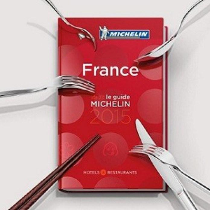 Photo de UNE Guide MICHELIN 2015 France Officiel