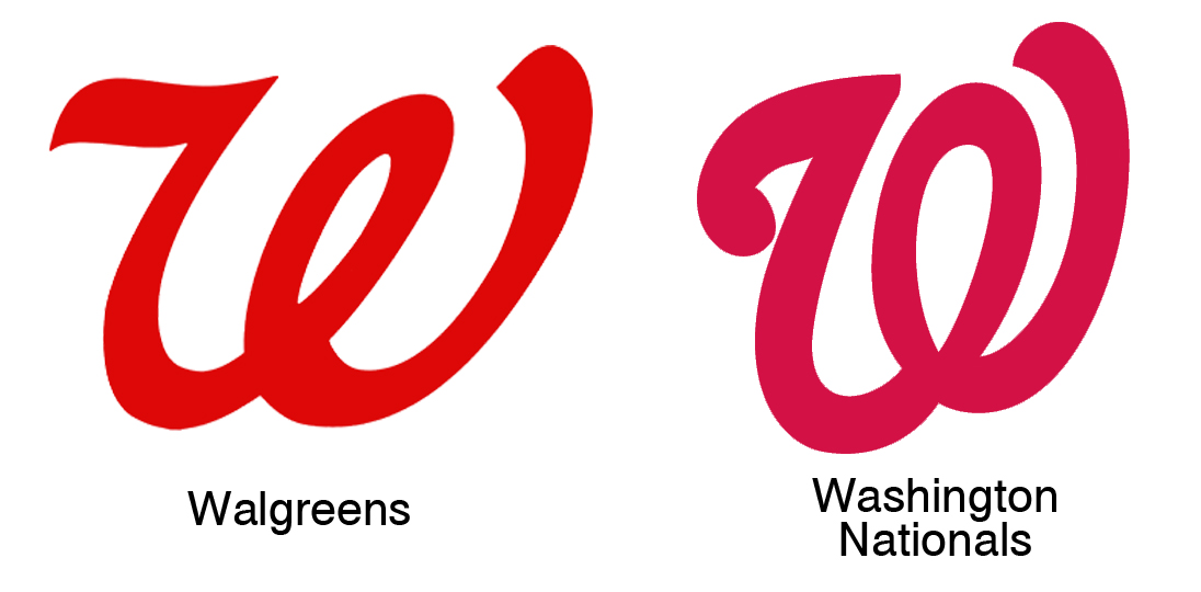 Washington Nationals Logo Walgreens