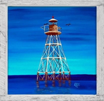 """Tennessee Reef Lighthouse"""