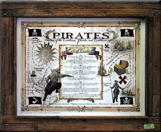 """The Pirate's Code of Conduct"""