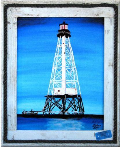 """Alligator Reef Lighthouse"""