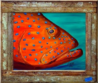 """Coral Grouper"""