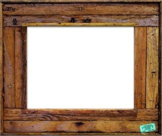 """Double"" Slat Frame"