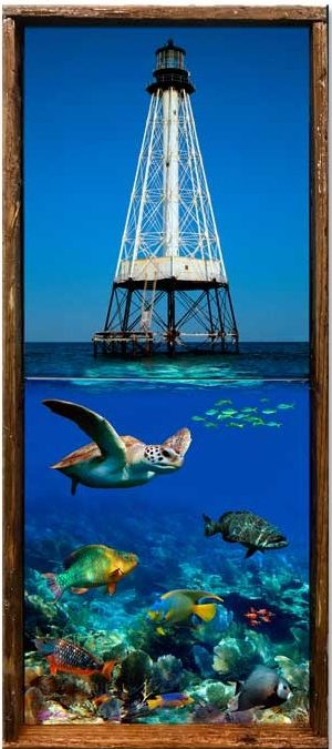 """Alligator Reef"" Lighthouse"