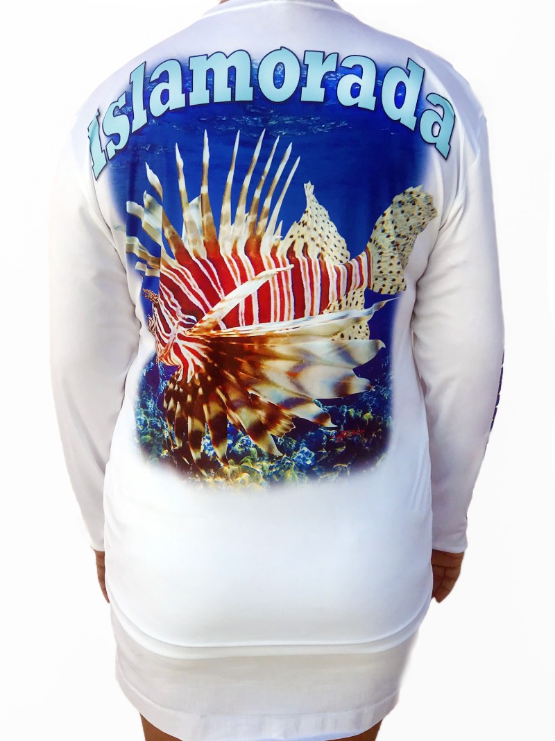 Lionfish Long Sleeve Shirt