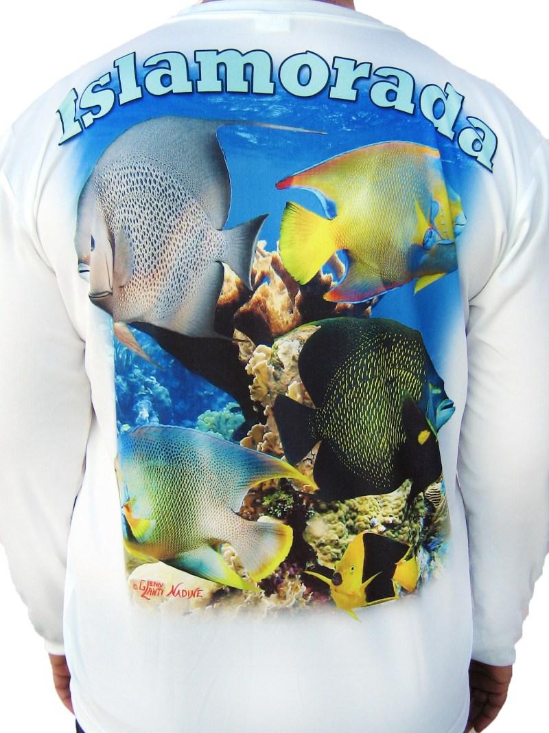 Angelfish Long Sleeve Shirt