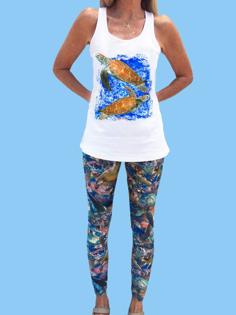 Winning Combinations - Leggings and Tank Tops