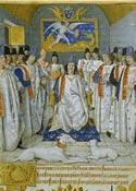 Statuts de l'ordre de Saint-Michel (Statutes of the Order of Saint Michael), Tours, 1470