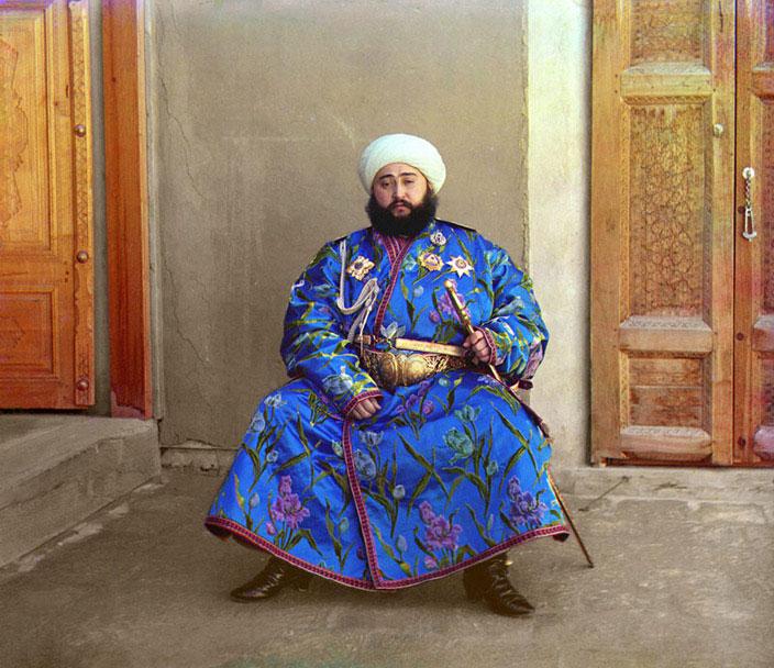 The Emir of Bukhara