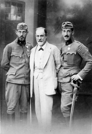 Freud and military sons