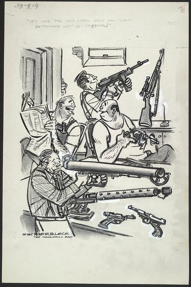 Movement Cartoons S Political 1960 Rights Civil Made