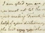 Thomas Jefferson to Martha Jefferson