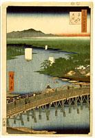 Great Bridge at Senju