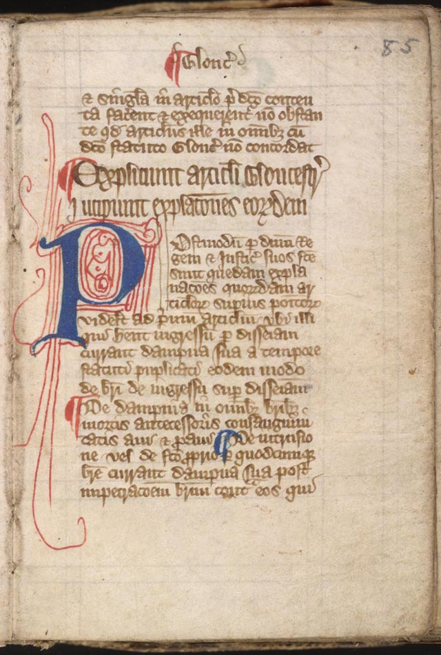 Magna charta cum statutis angliae, (Great Charter with English Statutes). Library of Congress