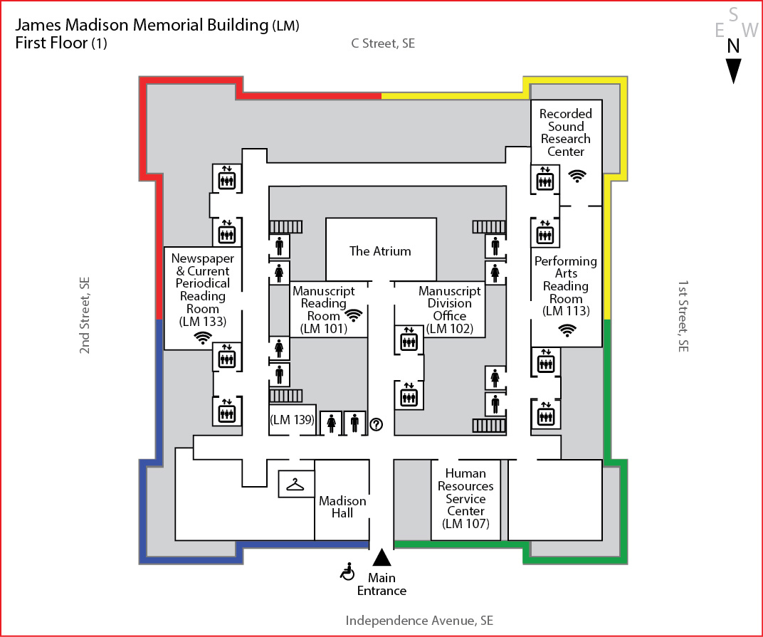 Madison Building First Floor