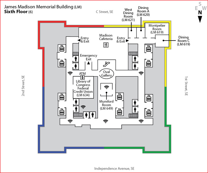 Image Result For James Madison Memorial Building Sixth Floor