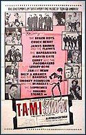 Image: T.A.M.I Show Poster