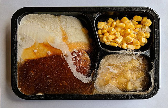 who invented the tv dinner library
