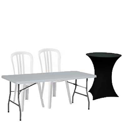 location ensemble tables chaises drome ardeche