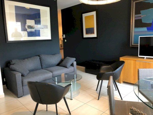 Appartement Meubl T2 50 M Avec Balcon Et Parking En Sous