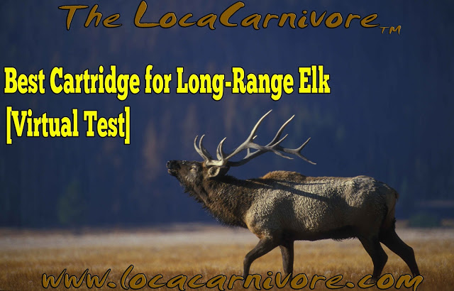 LocaCarnivore Expert:  Best Cartridge for Long-Range Elk [Virtual Test]